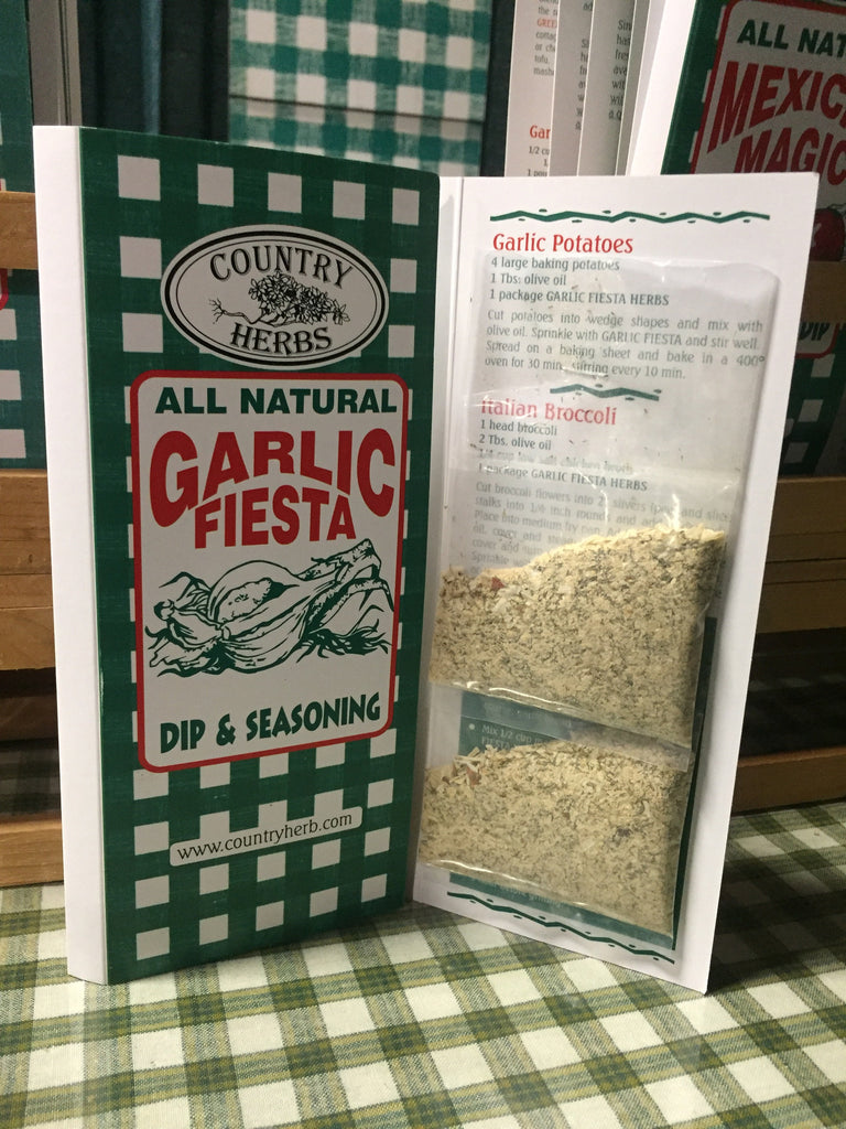 Garlic Fiesta