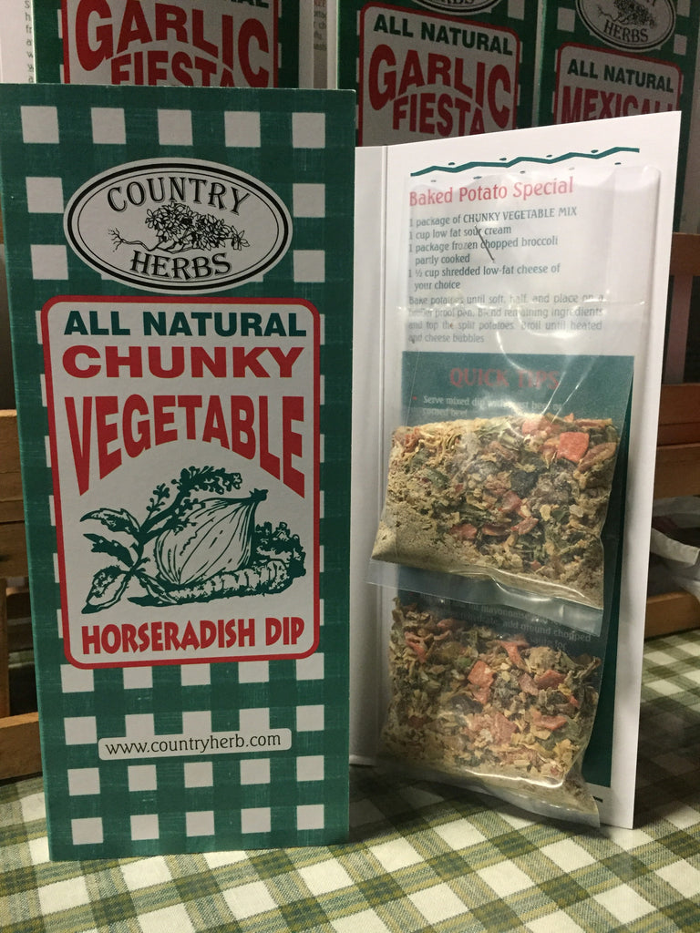 Chunky Vegetable