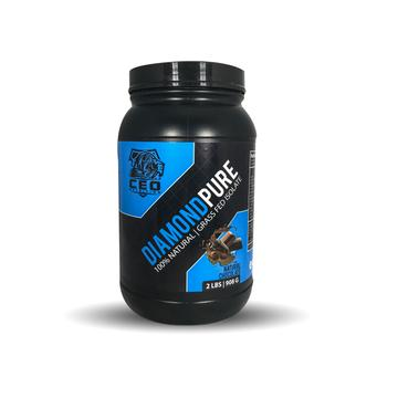 Diamond Pure - 100% Isolate Protein [2lbs]