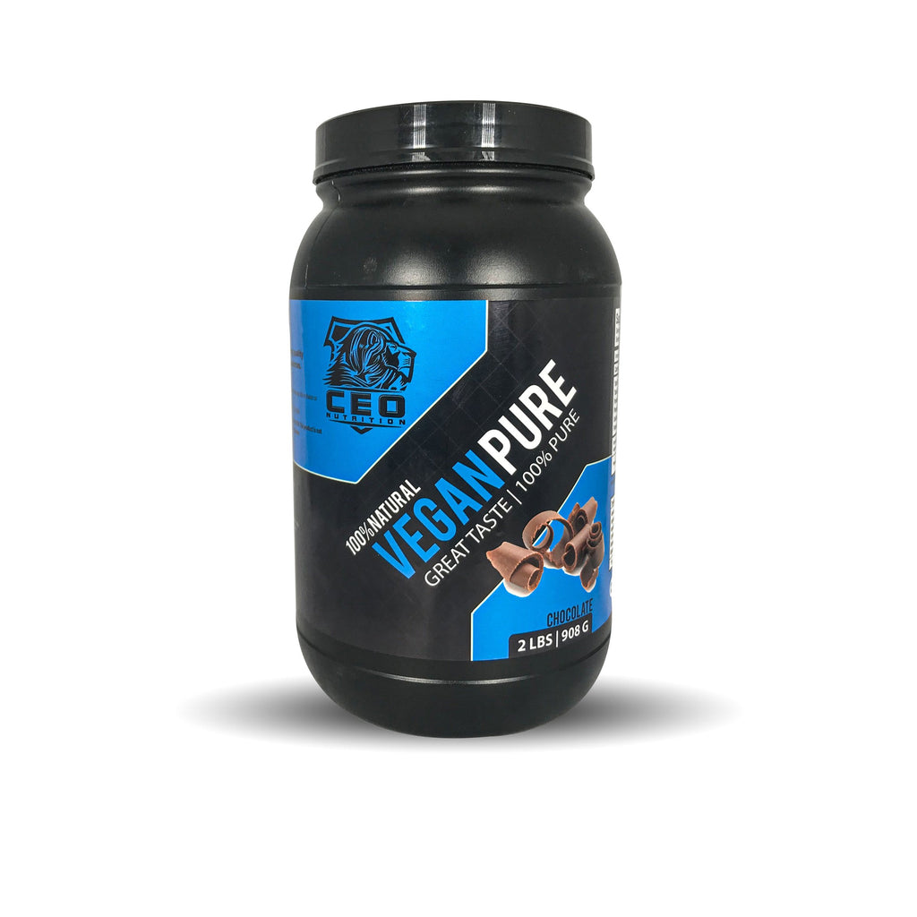Vegan Pure - 100% Isolate Protein [2lbs]