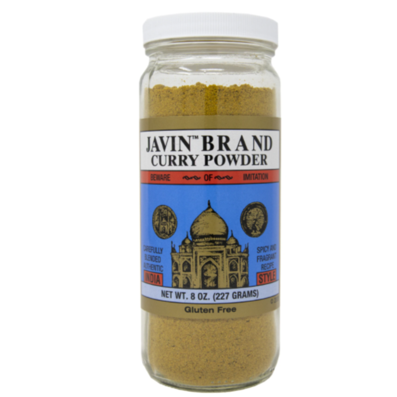 Javin Brand Authentic Curry Powder Jar 8 Oz (227 g)