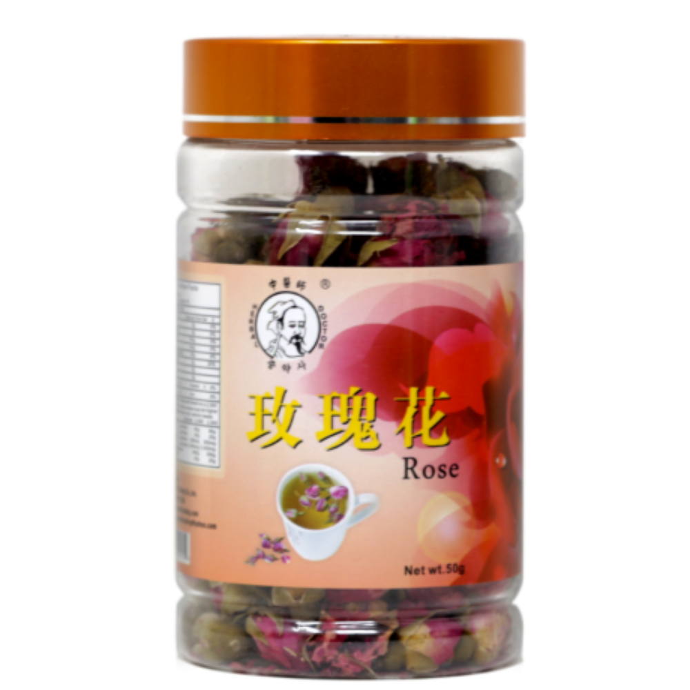 Herbal Doctor Dried Rose Tea 50 g
