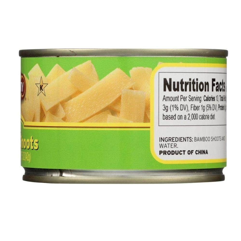 Dynasty Sliced Bamboo Shoots 8 Oz (227 g)