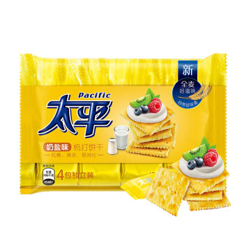 Pacific Saltine Crackers 14 Oz (400 g) -  太平梳打饼干奶盐味