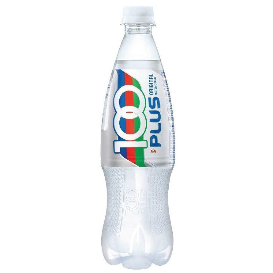 100 Plus Original Flavor Isotonic Sports Drink 16.9 FL Oz (500 mL)