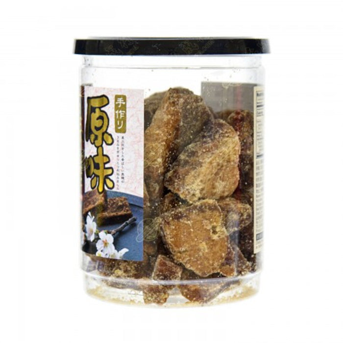 Original Chewy Molasses Candy Hand-Made Brown Sugar Candy 10.58 Oz (300 g) - 台湾绿得制果