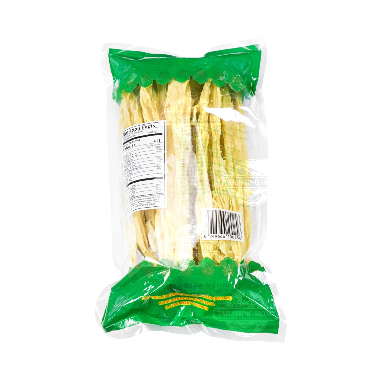XiangJu Dried Bean Curd Stick 14 Oz (400 g) - 圆枝腐竹