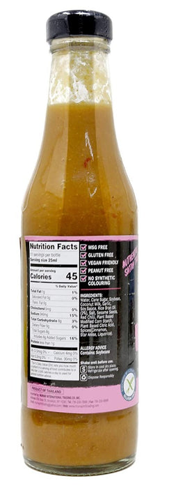 Mrs. Tran's Kitchen Satay Sauce 9.46 FL Oz (280 mL)