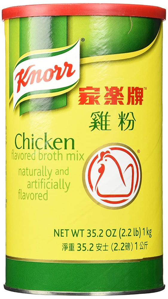Knorr Chicken Flavored Broth Mix 35.2 Oz (2.2LB)