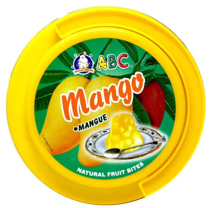 ABC Mango Jelly Natural Fruit Snacks 49.4 Oz (1400 g)