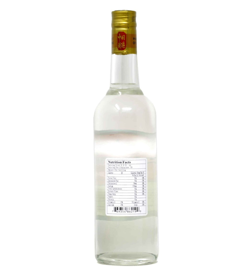 Super Star Brand Cooking Spirits - Cooking Wine 25.4 FL OZ (750 mL) - 星皇牌玫瑰露酒
