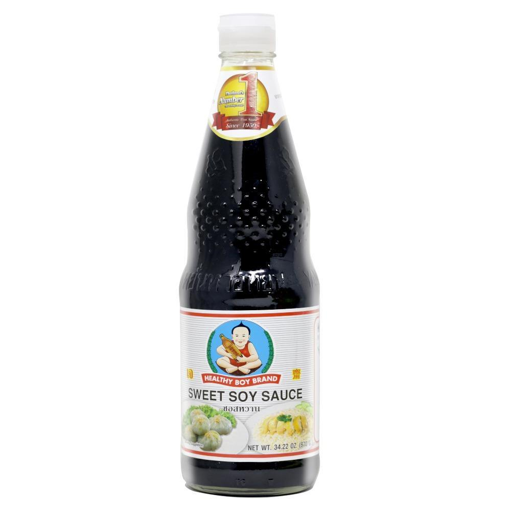 Healthy Boy Brand Sweet Soy Sauce 34.22 Oz (970 g)