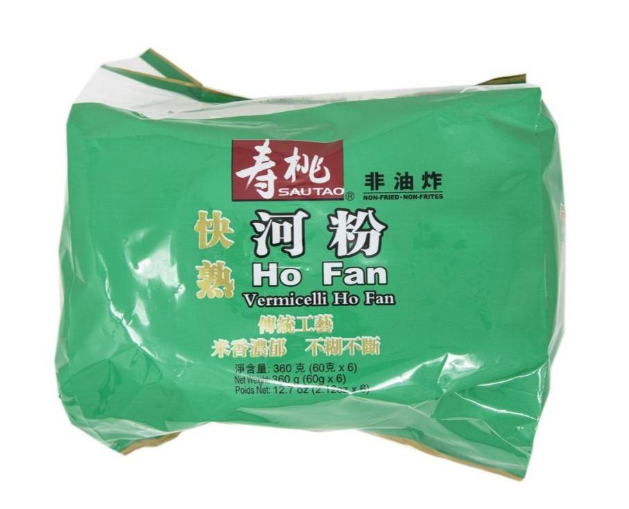 SAU TAO Dried Vermicelli Ho Fan 12.7 Oz (360 g) - 寿桃河粉