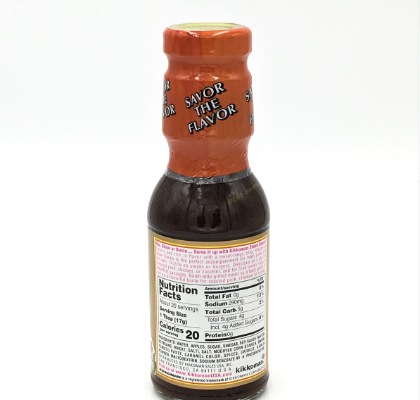 KIKKOMAN Steak Sauce 11.75 Oz