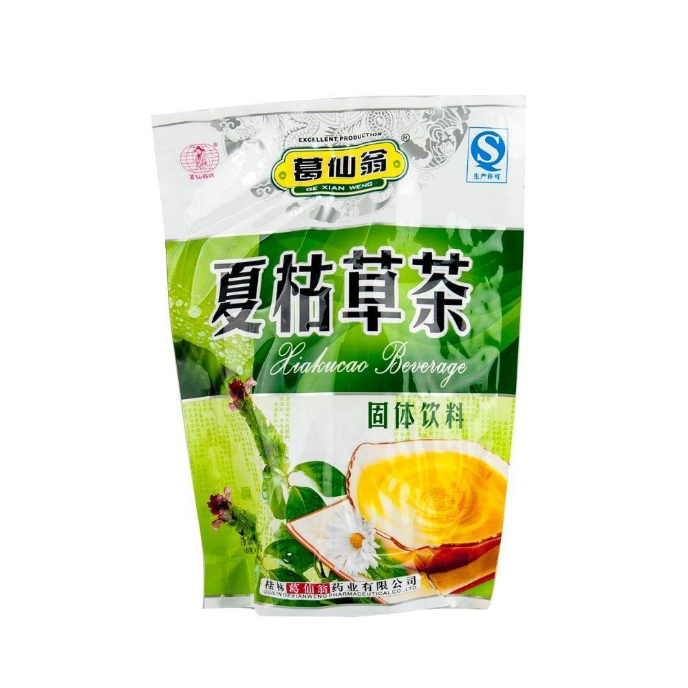 Ge Xian Weng Xiakucao Herbal Beverage 5.6 Oz (160 g) - 葛仙翁夏枯草茶