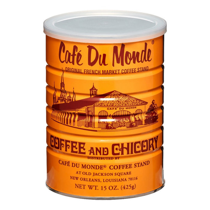 Cafe Du Monde Ground Coffee 15 Oz (425 g)
