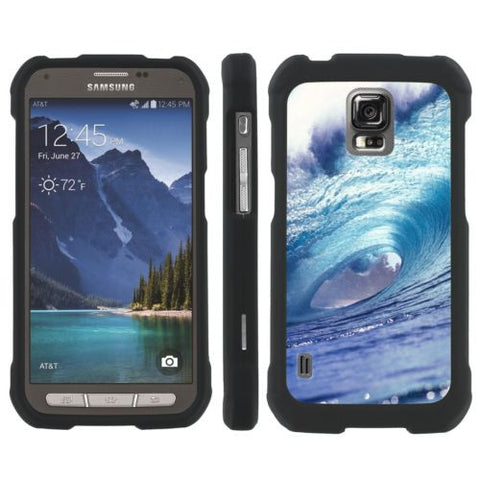Samsung Galaxy [S5 ACTIVE] Slim Guard Armor  - Rip Curl Surfing
