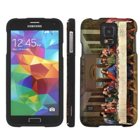 Samsung Galaxy S5 Slim Guard Armor Case  - Last Supper