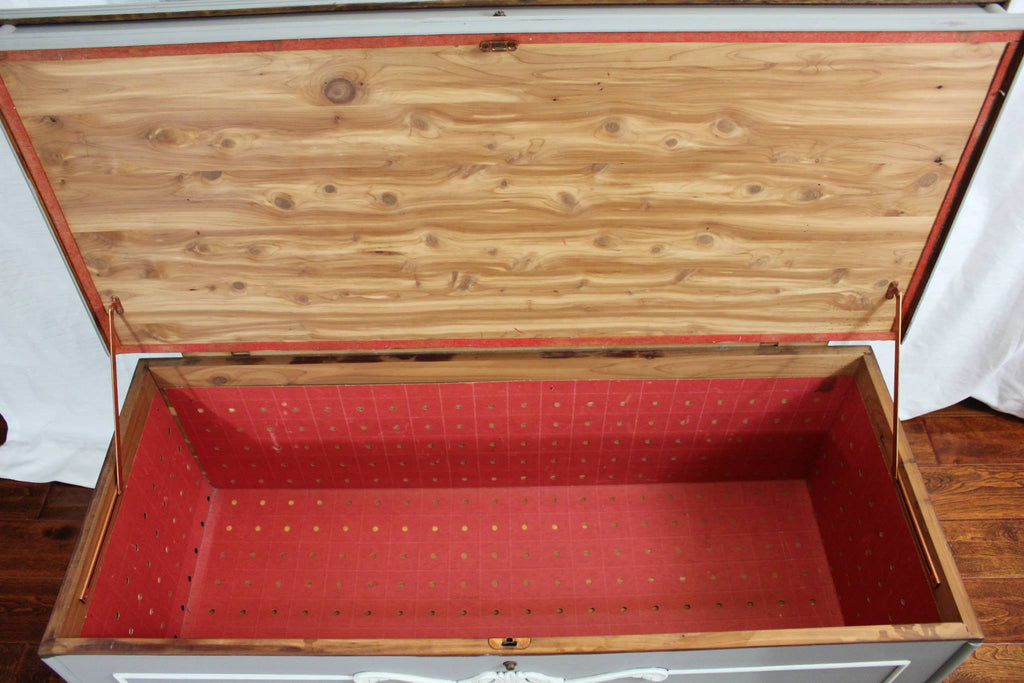 **SOLD**Vintage Ed Roos Hope Chest