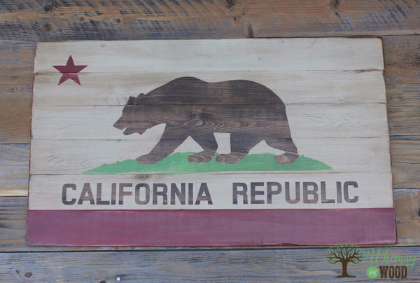 Ca Republic Wall Art (large)