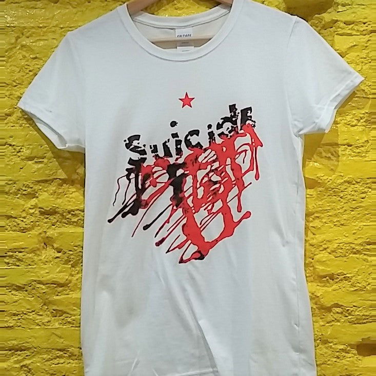 SUICIDE - logo T-SHIRT ··· ALL SIZES AVAILABLE ···