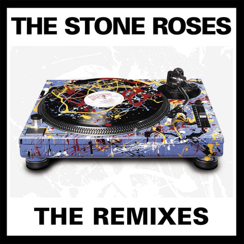 STONE ROSES - REMIXES (LP, COLOR, UK ONLY, LIMITED 3000) - NEW