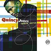Quincy Jones - Quincy Jones Talkin' Verve (CD, Comp) - USED