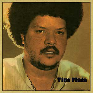 Tim Maia - Tim Maia (CD, Album, RE) - NEW
