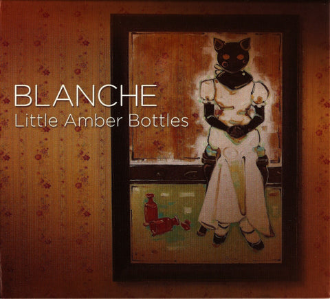 Blanche (2) - Little Amber Bottles (CD, Album) - USED