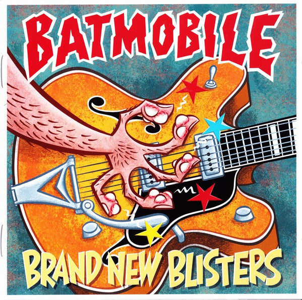 Batmobile - Brand New Blisters (CD, Album) - NEW