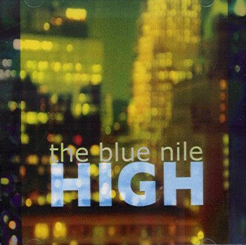 The Blue Nile - High (CD, Album) - USED