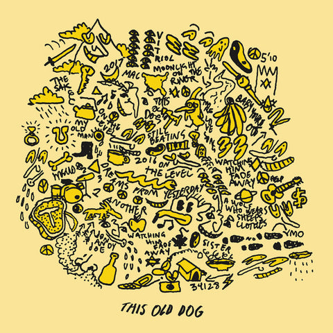 Mac Demarco - This Old Dog (LP, Album, Ltd, Red) - NEW