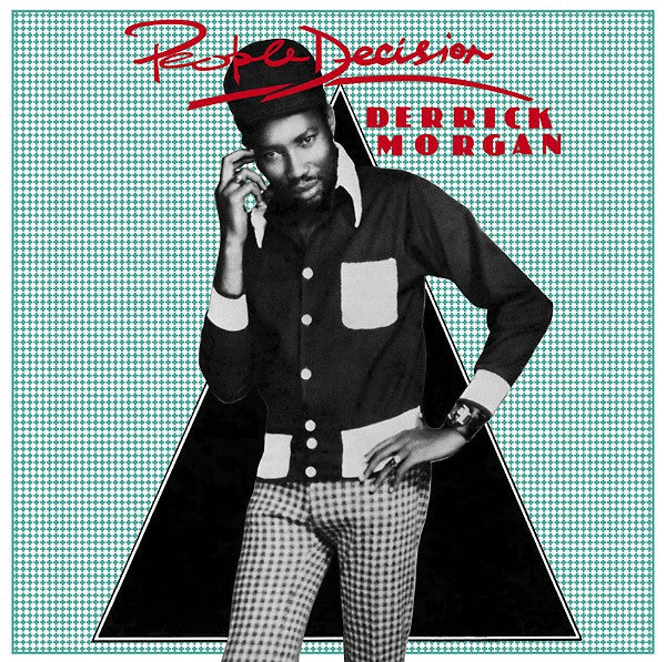 Derrick Morgan - People Decision (CD, Album) - NEW