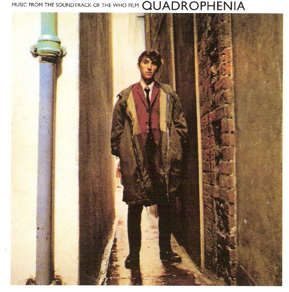 Various - Music From The Soundtrack Of The Who Film Quadrophenia (CD, Comp, RM) - NEW