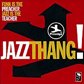 Various - Jazz Thang (CD, Comp) - USED