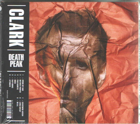 Clark* - Death Peak (CD, Album) - NEW