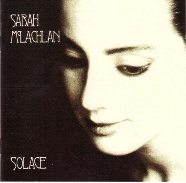 Sarah McLachlan - Solace (CD, Album) - USED