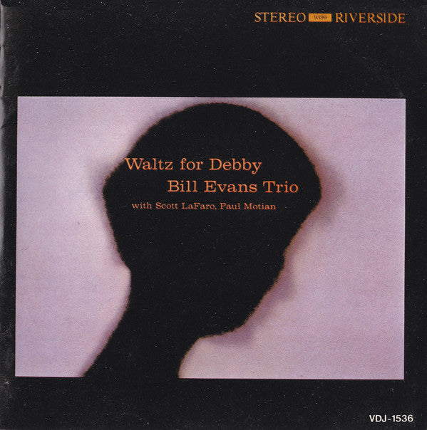 Bill Evans Trio* With Scott LaFaro, Paul Motian - Waltz For Debby (CD, Album, RE) - USED