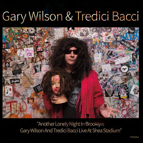 Gary Wilson & Tredici Bacci - Another Lonely Night In Brooklyn (CD, Album) - NEW