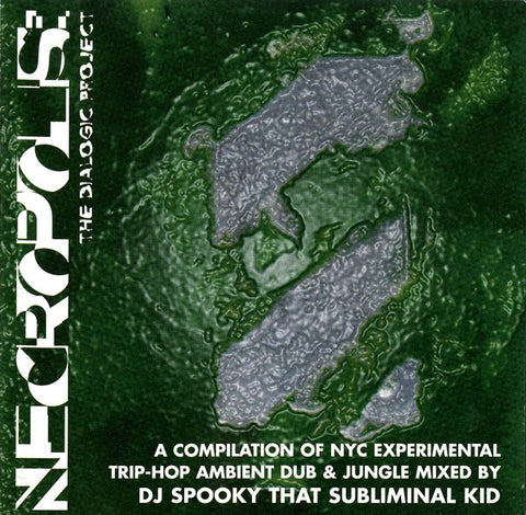 DJ Spooky That Subliminal Kid* - Necropolis: The Dialogic Project (CD, Mixed) - USED