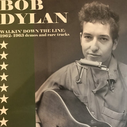 Bob Dylan - Walkin' Down The Line: 1962 - 1963 Demos And Rare Tracks (LP, Comp) - NEW