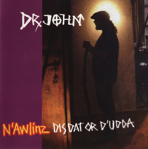 Dr. John - N'Awlinz: Dis Dat Or D'Udda (CD, Album, Copy Prot.) - USED
