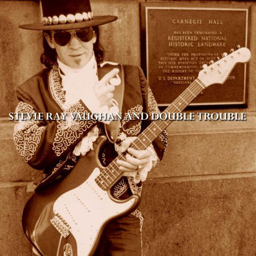 Stevie Ray Vaughan And Double Trouble* - Live At Carnegie Hall (CD, Album) - NEW