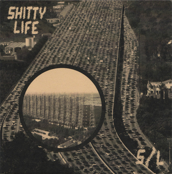 "Shitty Life - S/L (7"", EP) - NEW"