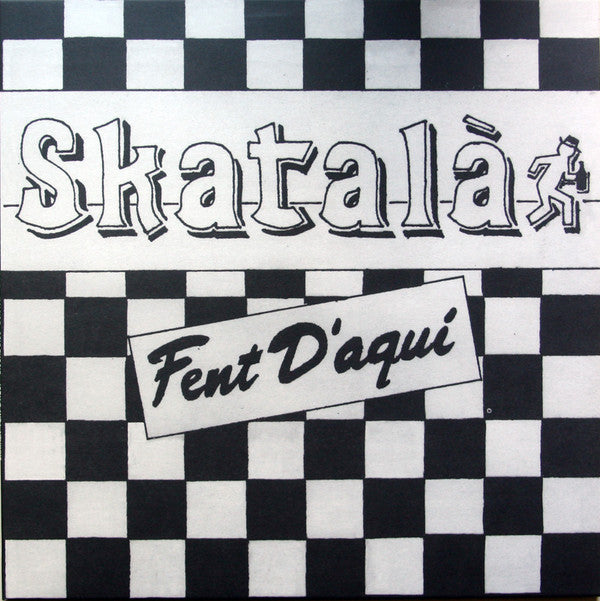 Skatalà - Fent D'Aquí (LP, Album, Ltd, RE, RM, Whi) - NEW