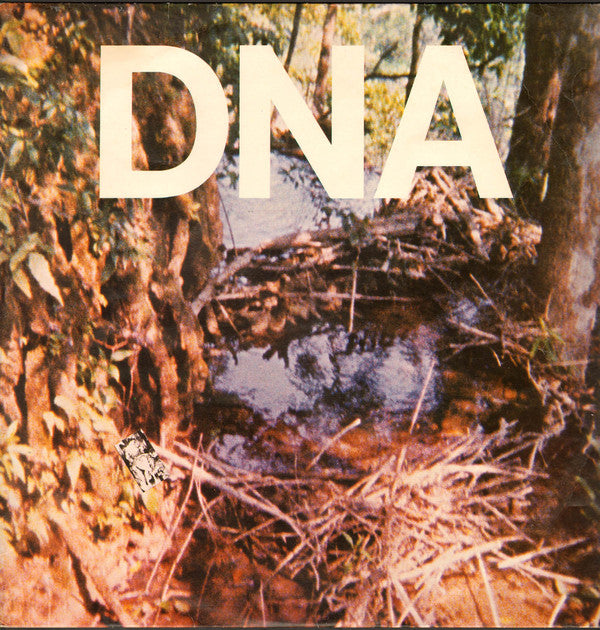 "DNA (4) - A Taste Of DNA (12"", EP) - USED"