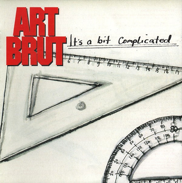 Art Brut - It's A Bit Complicated (CD, Album) - USED