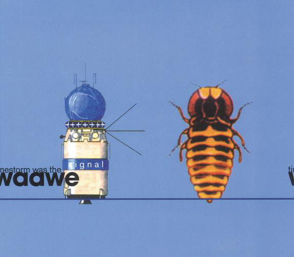 Waawe - Timestorm Was The Signal (CD, Album, Dig) - USED