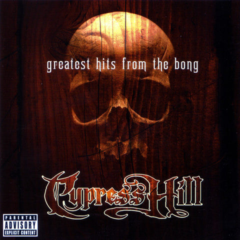 Cypress Hill - Greatest Hits From The Bong (CD, Comp, RE) - USED