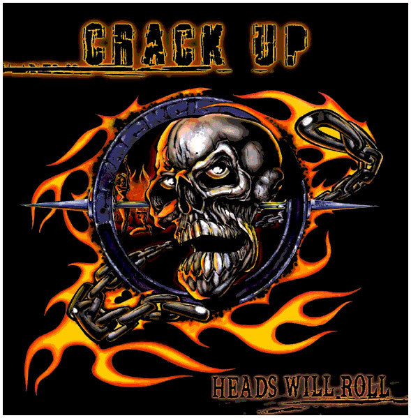 Crack Up - Heads Will Roll (CD, Album) - USED